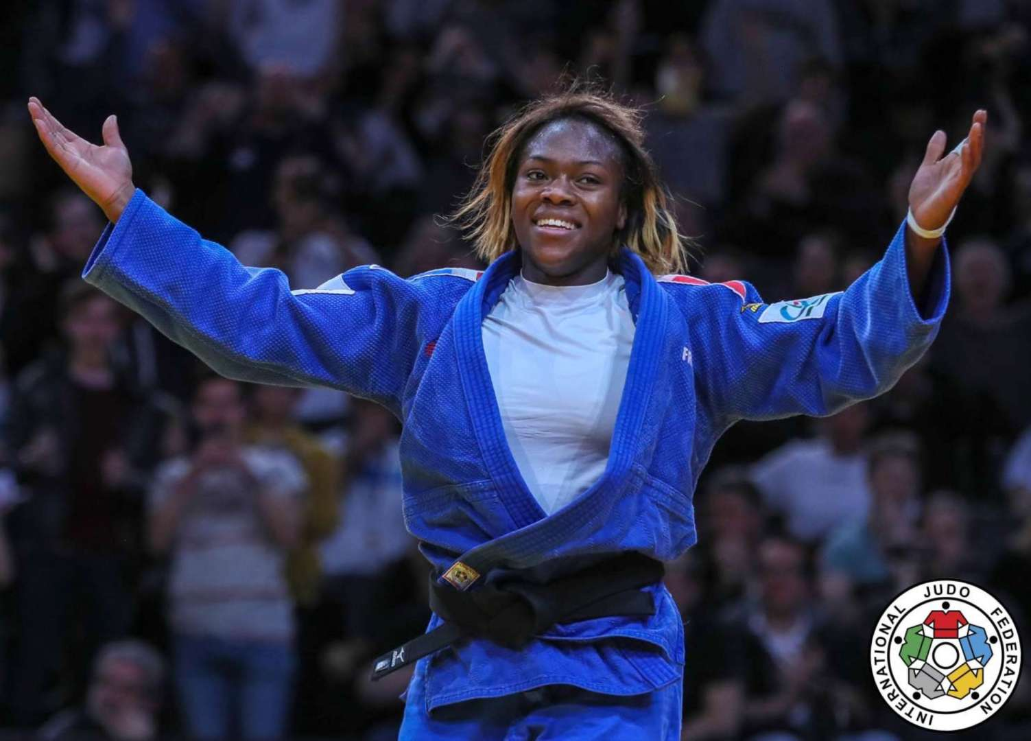 Interview Express Clarisse Agbegnenou Fra Ijf Org