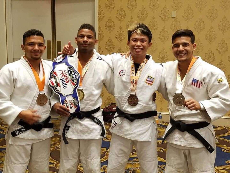USA Judo unveils championship titles at nationals / IJF org