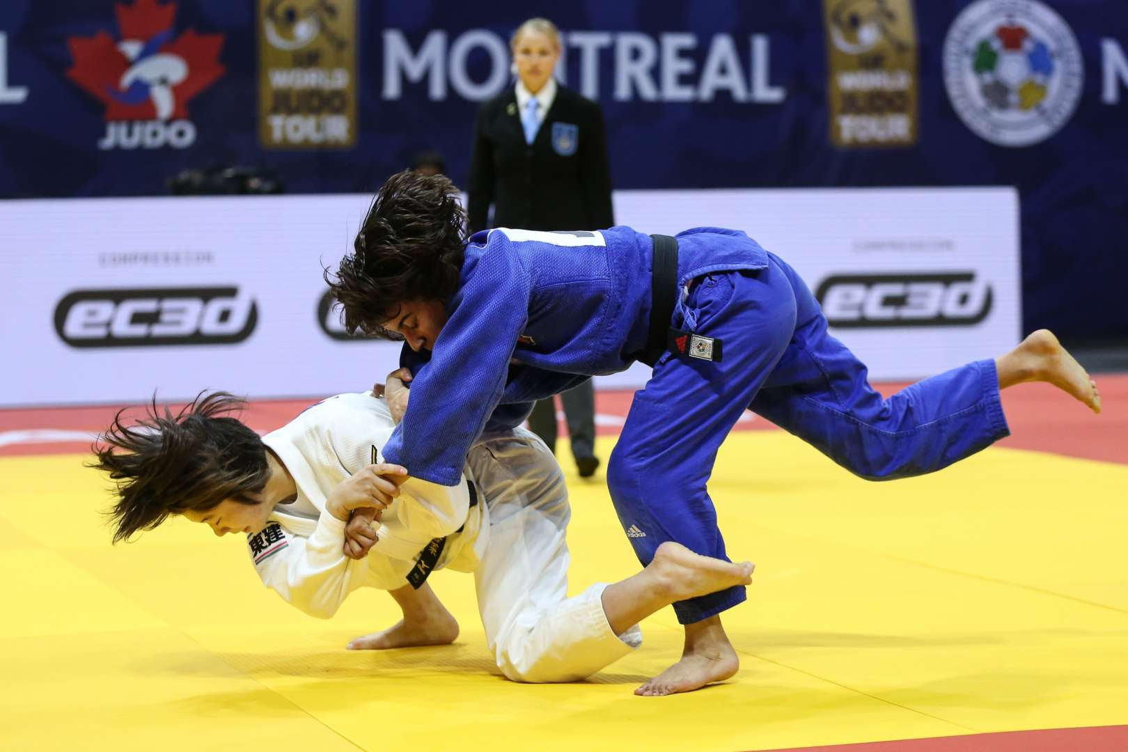 JudoMontreal - DAY 1 Results / IJF org