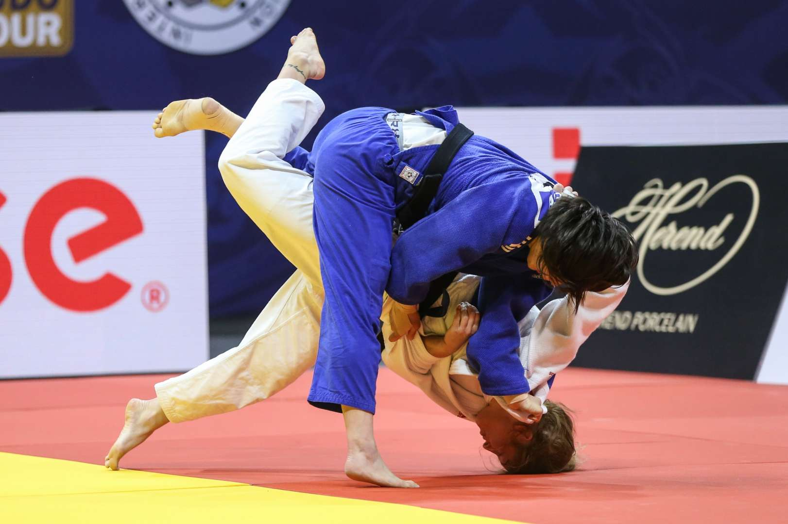 """IJF Competition Manager Lisa Allan: """"Great Event, Great"""