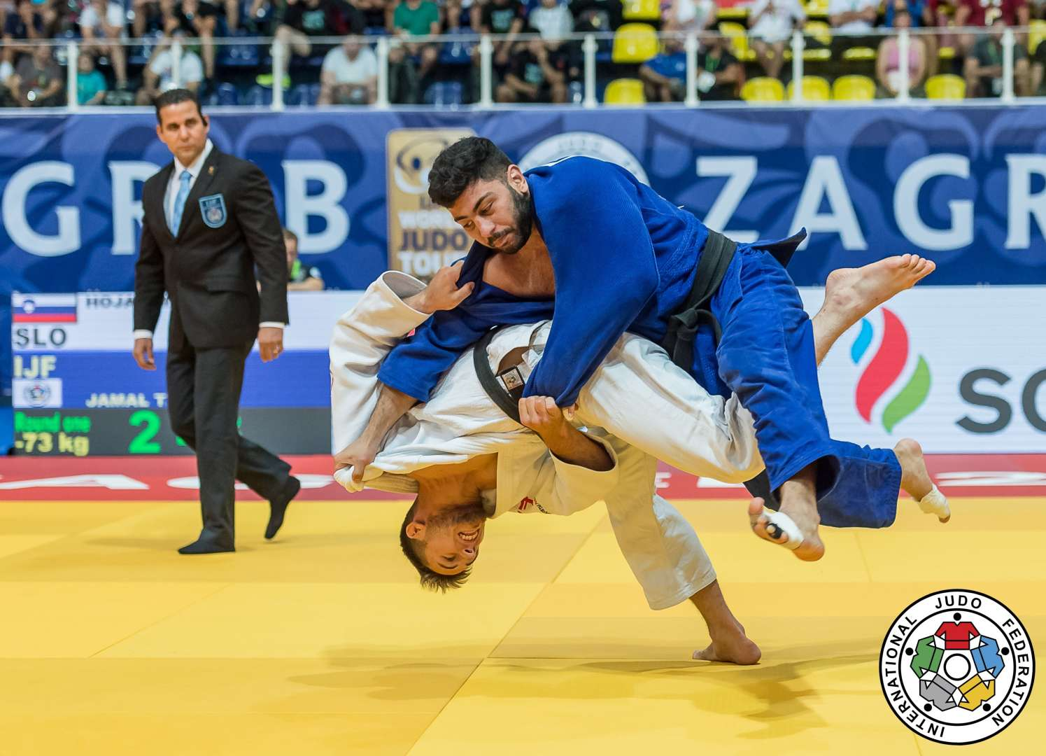 Thirteen Days In A Boat To Winning At A Grand Slam Ijf Org