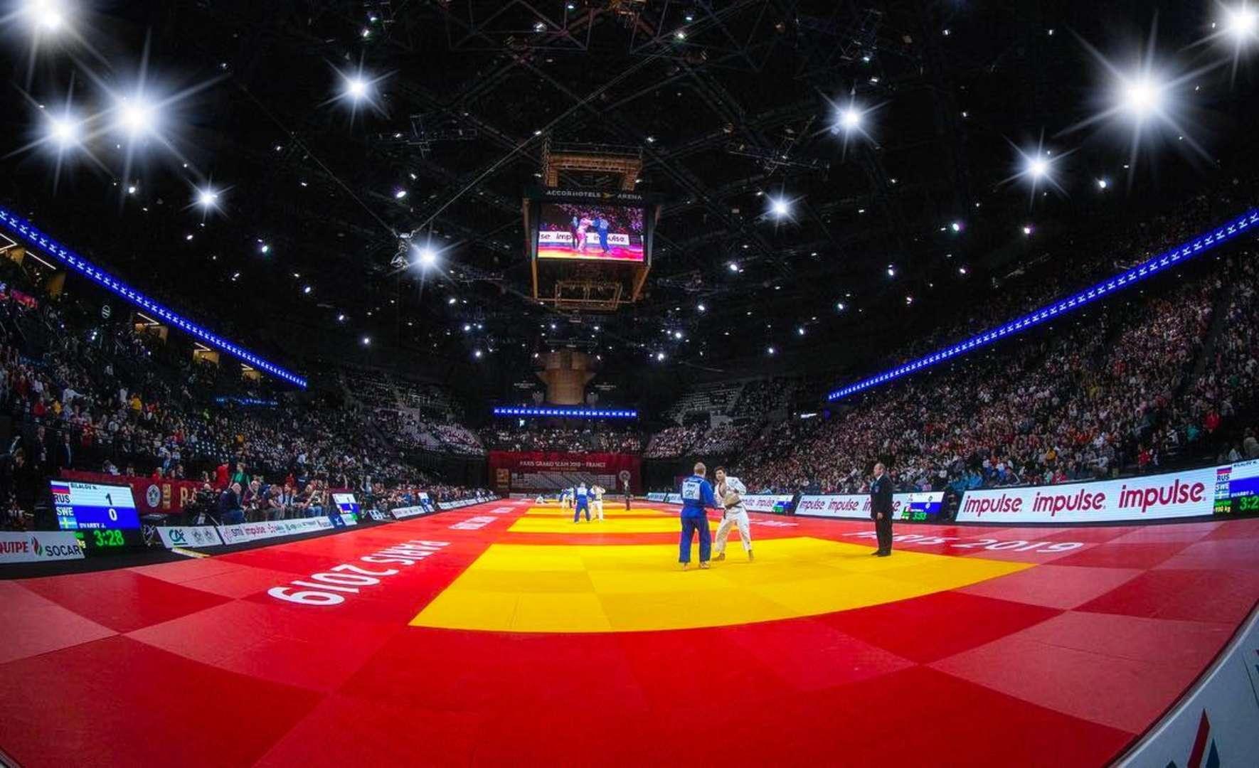 Calendrier Judo 2022 Paris Grand Slam 2021 this Autumn / IJF.org