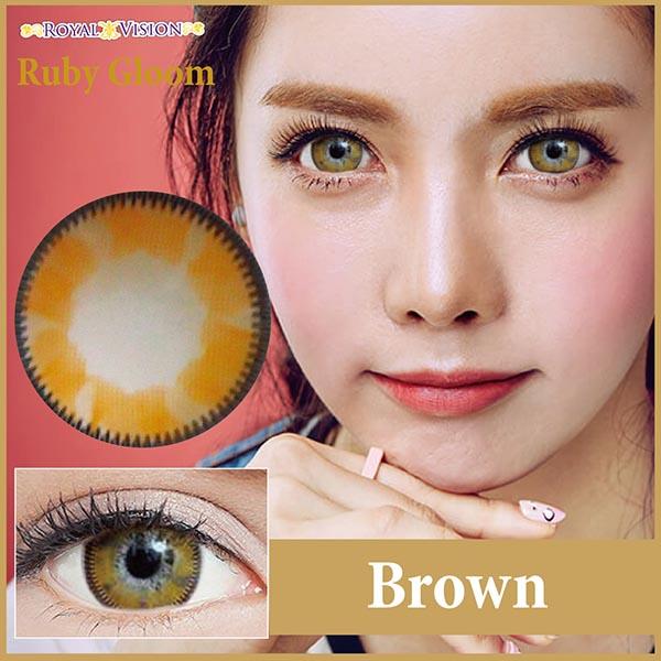 Royal Vision - Ruby Gloom (Brown)