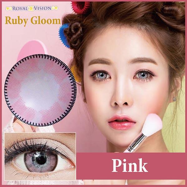 Royal Vision - Ruby Gloom (Pink)