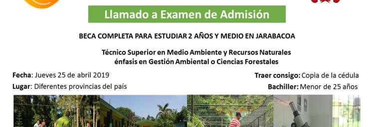 Examen Admision
