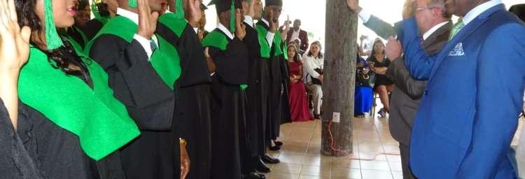 Graduación XV Promoción