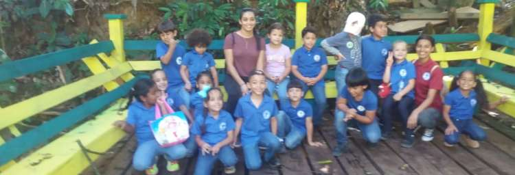 Visita Colegio Christian School de Jarabacoa