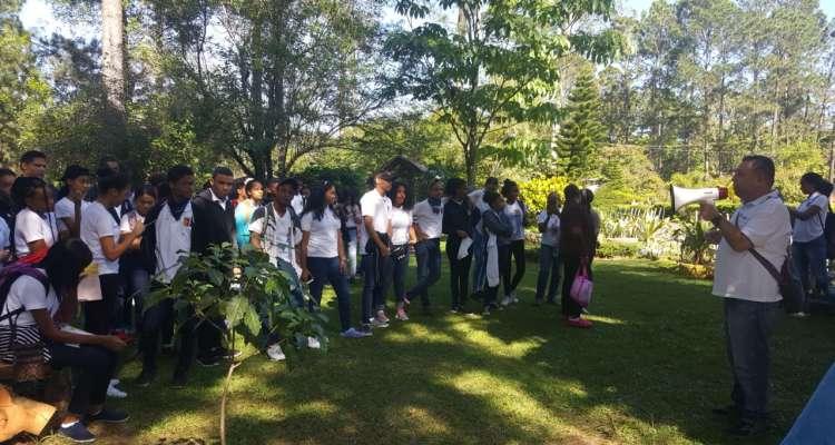 Visita Colegio CALASANZ La Romana