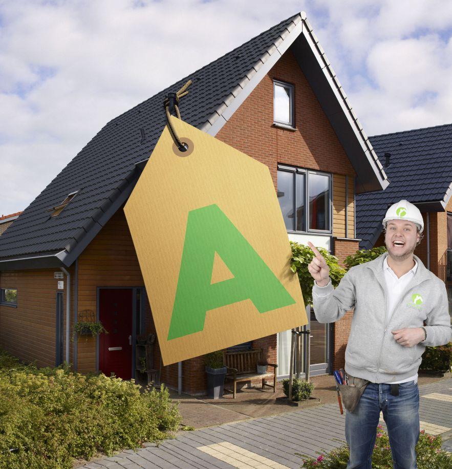 Afbeelding nieuws item Eigen woning duurzaam maken is wél rendabel!