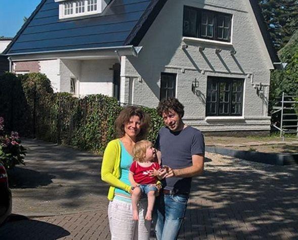 Afbeelding Familie van der Steen