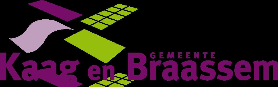 Logo van de gemeente Kaag en braassem