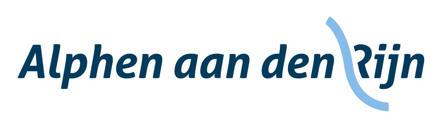 Logo van de gemeente Alphen aan den rijn