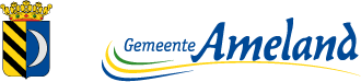 Logo van de gemeente Ameland