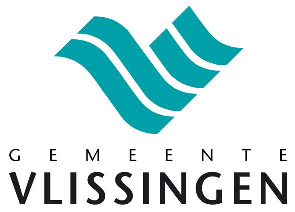 Logo van de gemeente Vlissingen