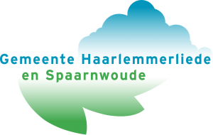 Logo van de gemeente Haarlemmerliede en Spaarnwoude