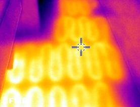 Instellen elektrische vloerverwarming
