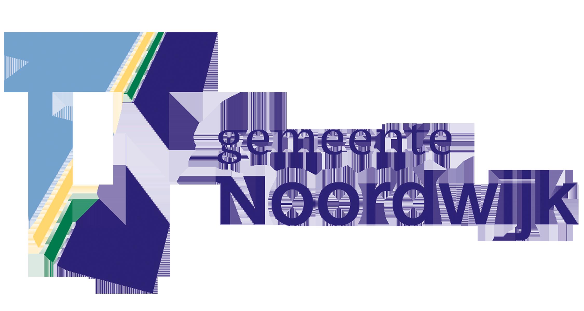 Logo van de gemeente Noordwijk