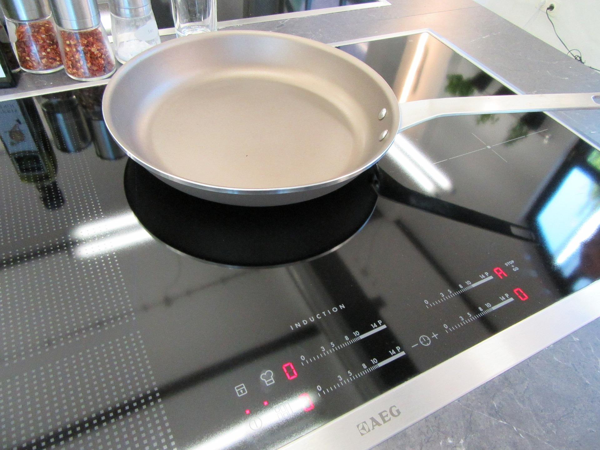 Elektrisch koken (inductie)