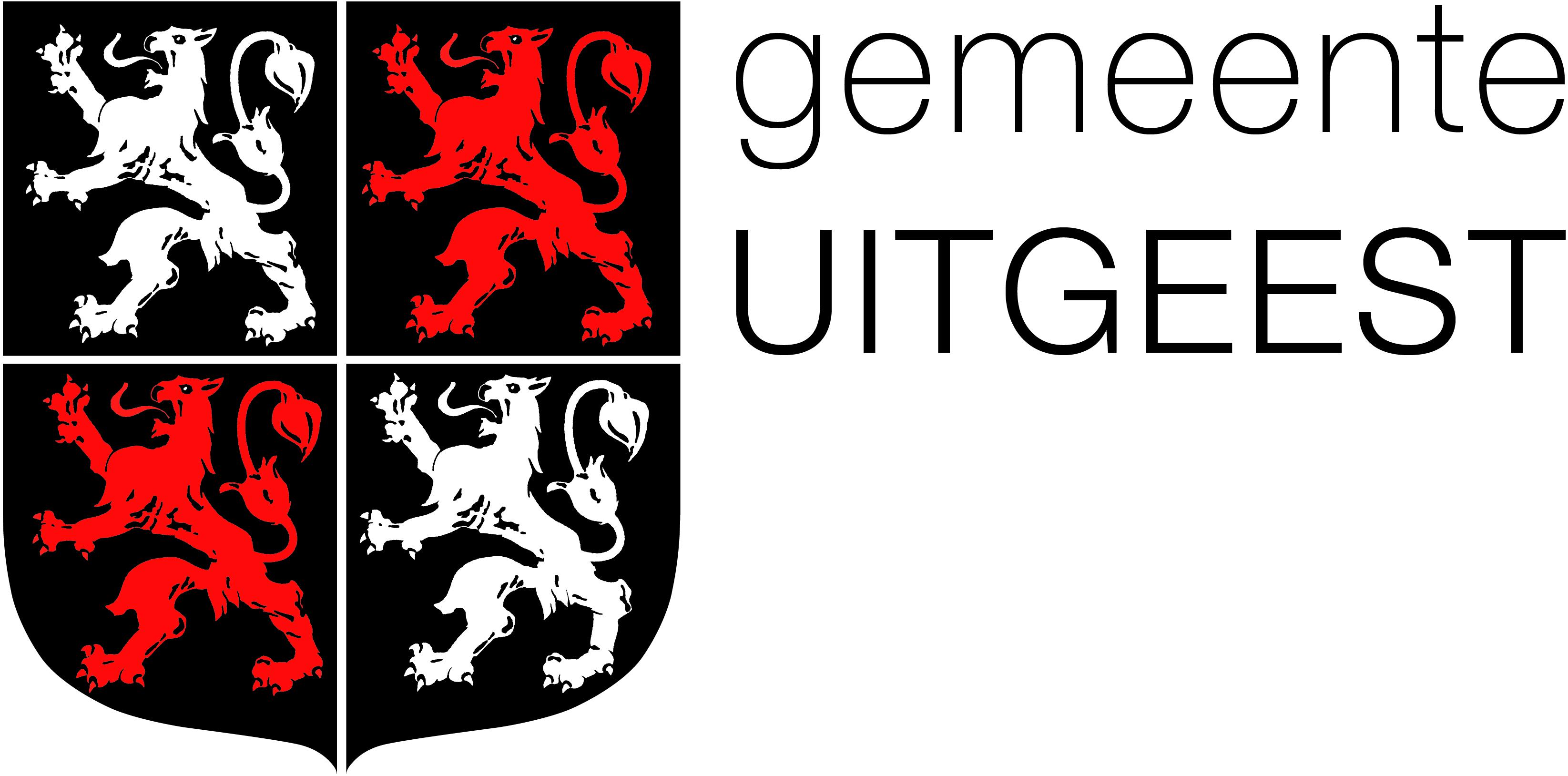 Logo van de gemeente Uitgeest