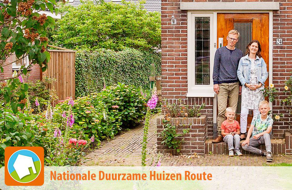Afbeelding Nationale Duurzame Huizen Route