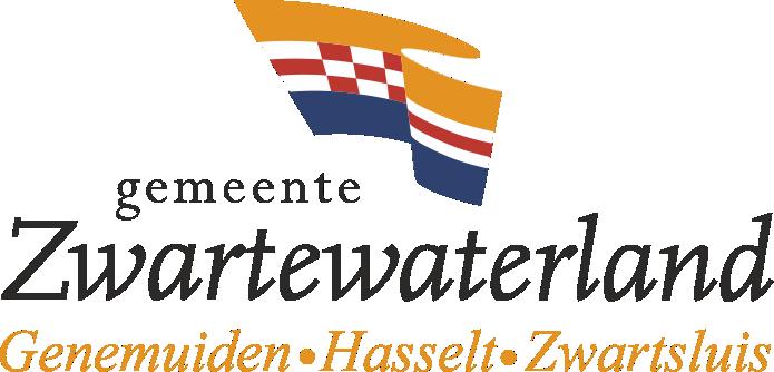 Logo van de gemeente Zwartewaterland