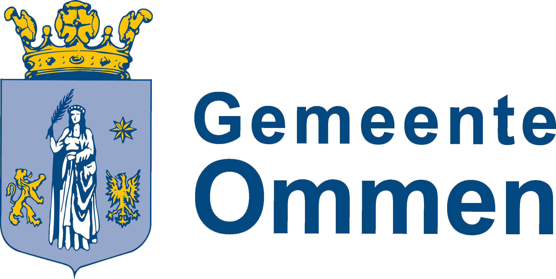 Logo van de gemeente Ommen