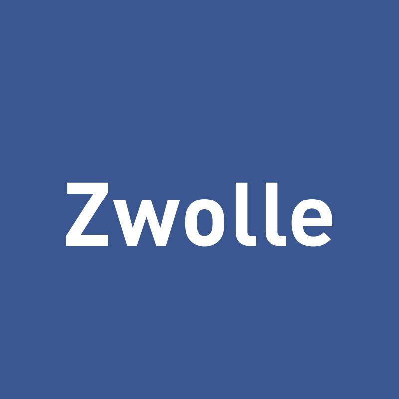Logo van de gemeente Zwolle