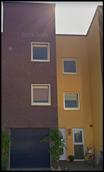 Woningtype 3 van wijkaanpak nieuwland. Hoekwoning uit 2000