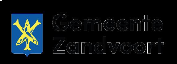 Logo van de gemeente Zandvoort