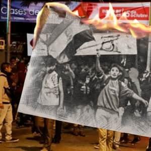 Bolivia coup China