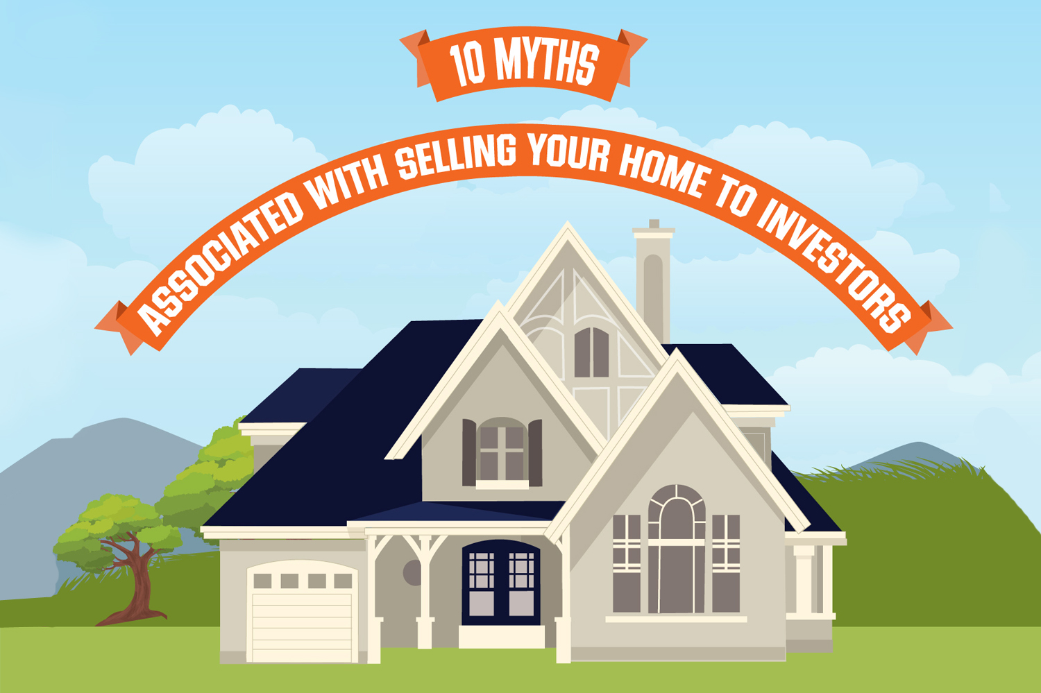 10 Myths about Real Estate Investors