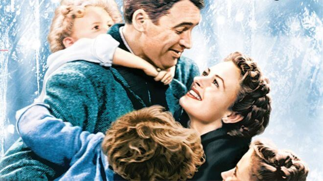 It's a Wonderful Life is best movie in the list of Best Christmas Movies