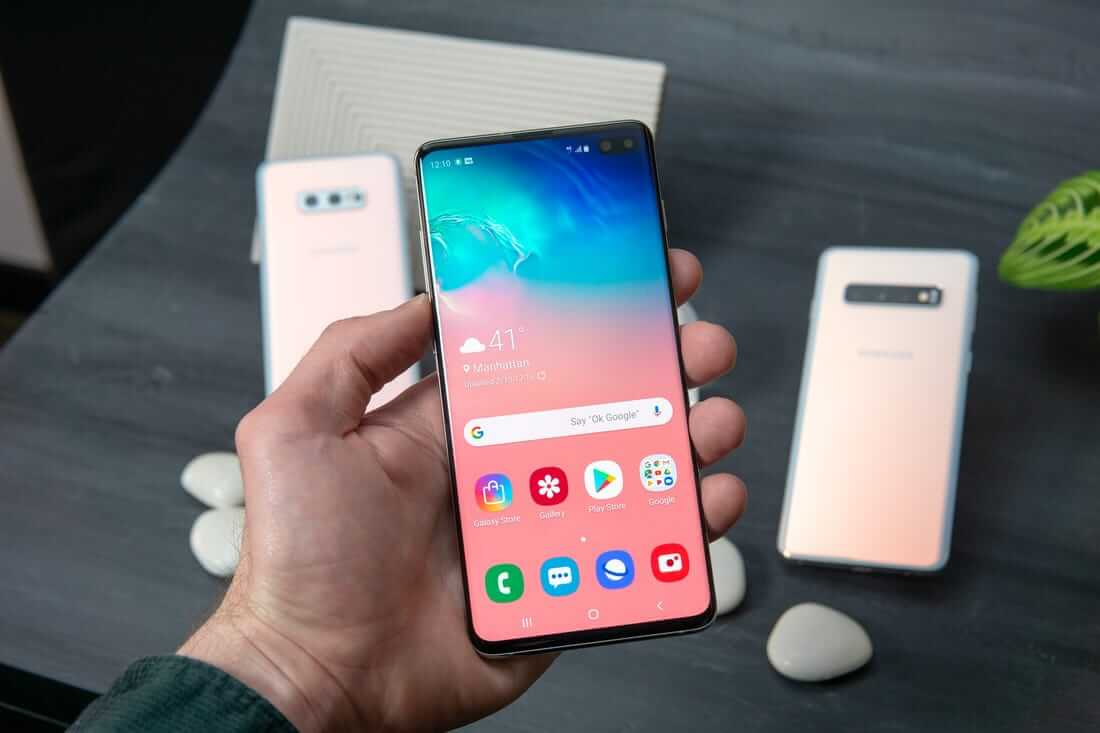 Samsung Galaxy S10+:  Best Phones 2019