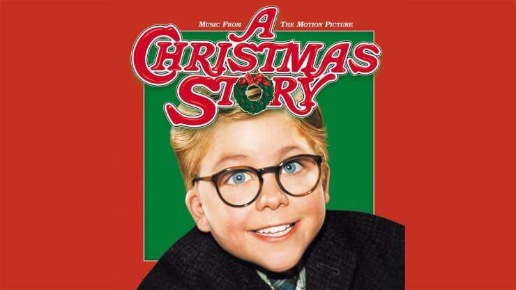 A Christmas Story is best movie in the list of Best Christmas Movies