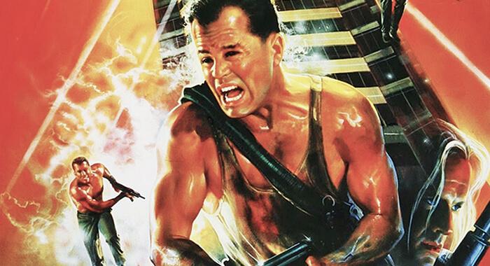 Die Hard  is best movie in the list of Best Christmas Movies