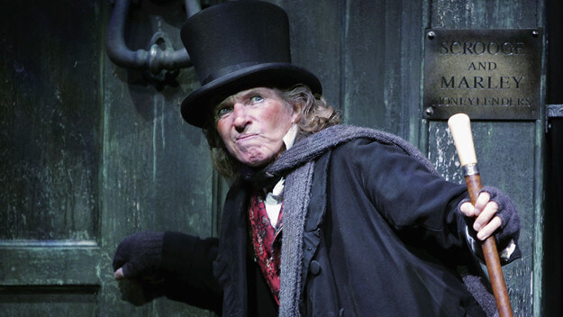 A Christmas Carol  is best movie in the list of Best Christmas Movies