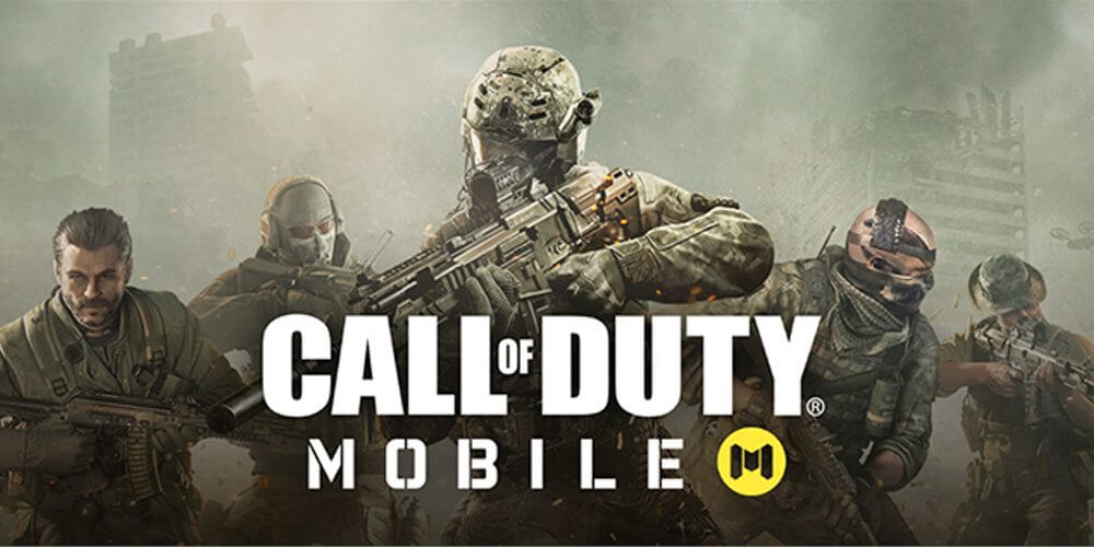 Call of Duty: Mobile    Best games for android