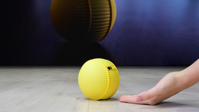 Samsung  ballie ( best Smart Home devices)