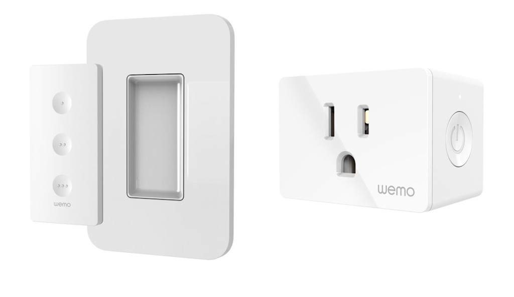 Wemo Wifi Smart Plug and Wemo Stage