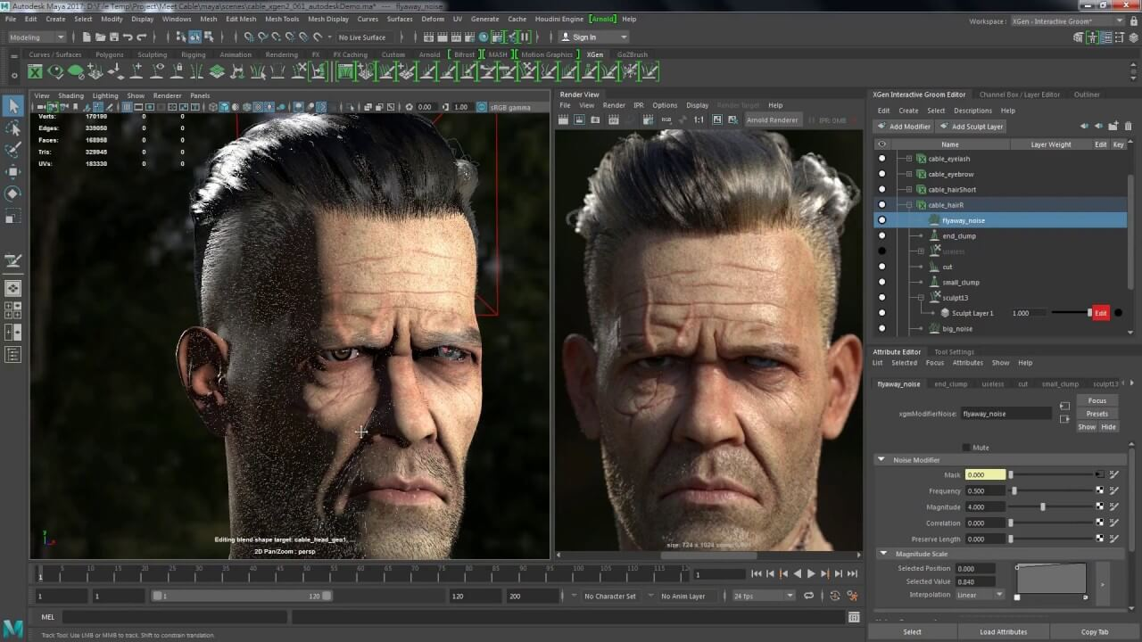 maya is best software for animation