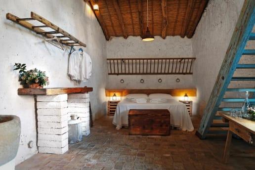 Beispielreise Natur Sardinien Hotelzimmer