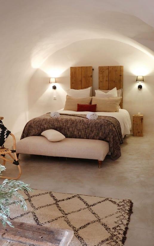 Beispielreise Natur Département Gard Hotelzimmer