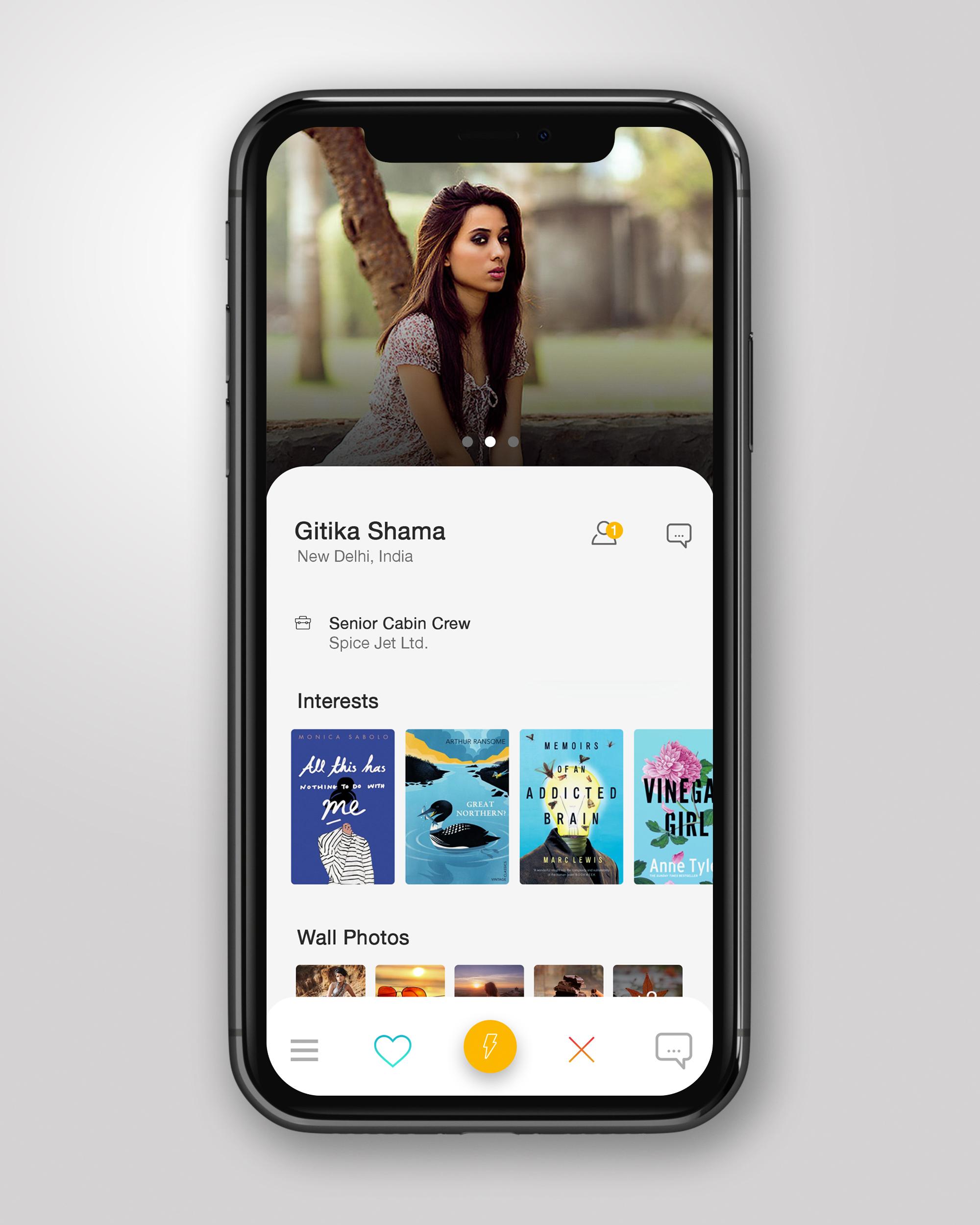 Dating app for Delhi