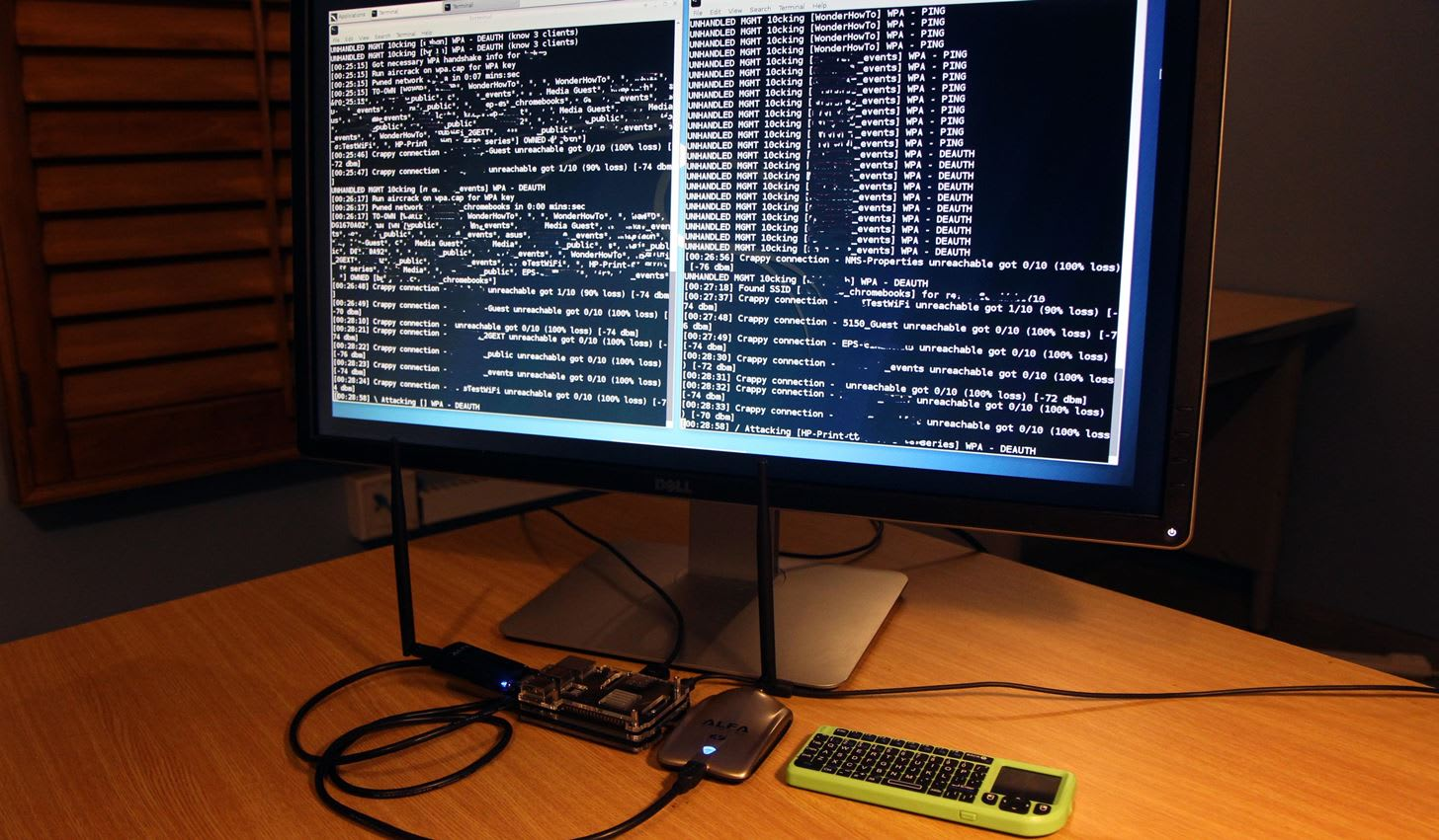 Setup your Own hacking Server