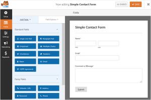 Building a WordPress Interactive Contact Form