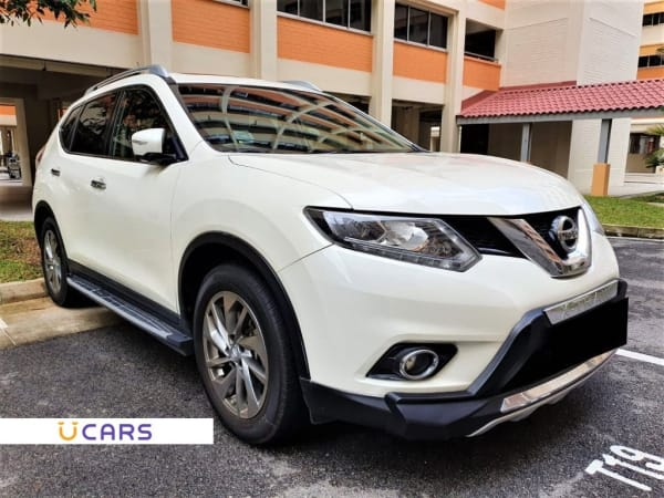 Used Nissan X Trail 2 0a Premium 7 Seater Sunroof For Sale In Singapore Ucars