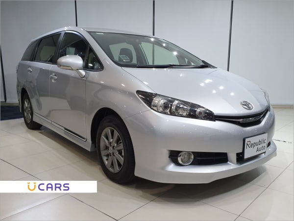 Used Toyota Wish 1 8a Elegance For Sale In Singapore Ucars