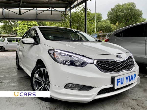 Used Kia Cerato K3 1 6a Sx Sunroof For Sale In Singapore Ucars