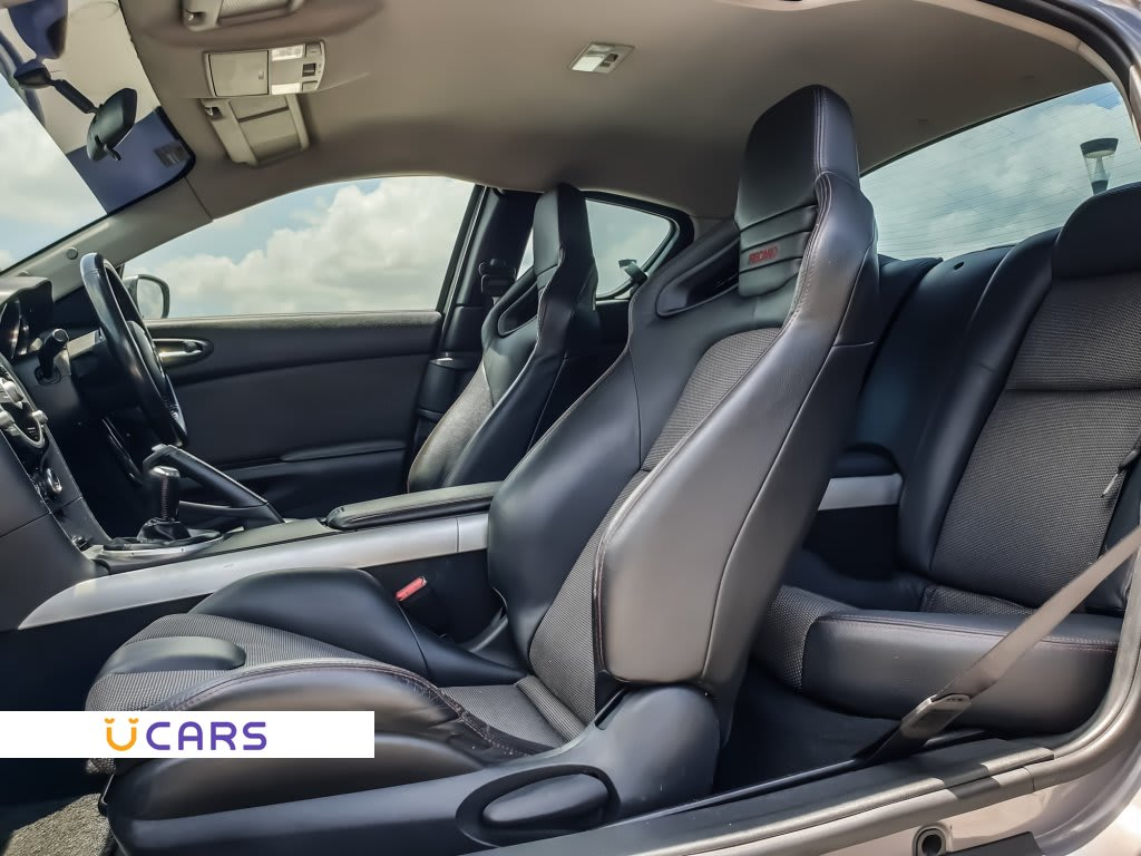Mazda RX-8 Recaro Seats UCARS