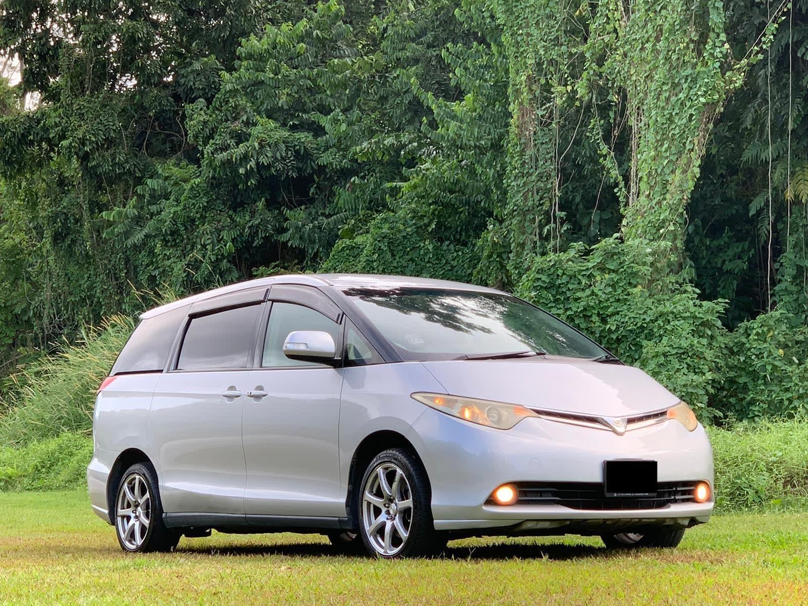 2021 Toyota Estima Picture